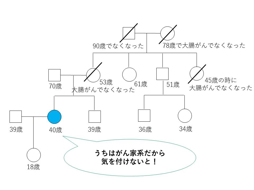兵庫家家系図
